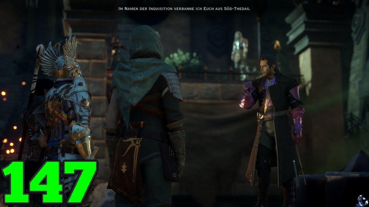 Lets Play Dragon Age Inquisition Kritisches Urteil Labern