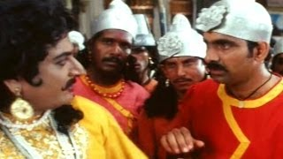 Khadgam Movie    30 Years In Industry Dialogue Scene    Ravi Teja, Srikanth, Sonali Bendre