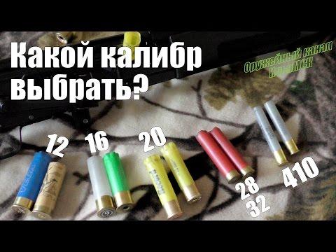 Какой калибр лучше? ▶ 12-16-20-410 ? Выбираем первое ружье ◀ #1