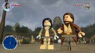 Lego Star Wars The Force Awakens Episode 8 character dlc pack
