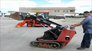 Toro Dingo Tx420 Walk Behind Track Loader Sale