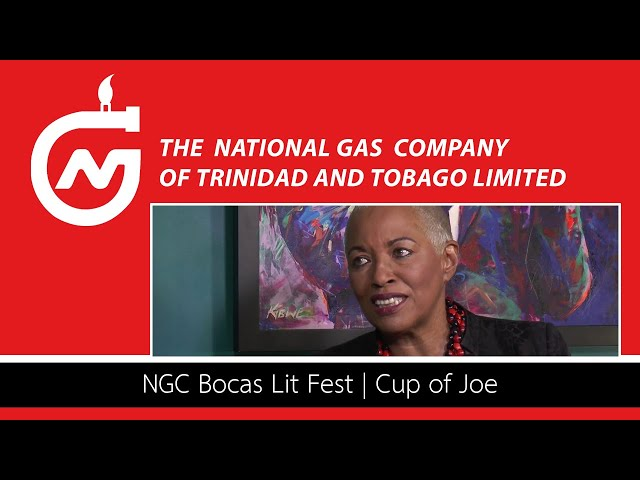 NGC Bocas Lit Fest - Cup of Joe
