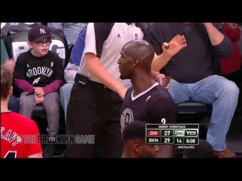 Older Brother Rescues Younger Brother From Kevin Garnett's Bark