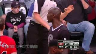 Repeat youtube video Older Brother Rescues Younger Brother From Kevin Garnett's Bark