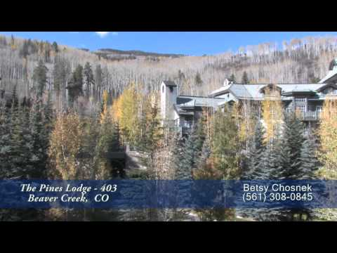 The Pines Lodge - 403, Luxury Penthouse Condo, Beaver Creek Condo for Rent