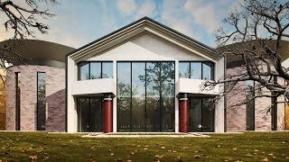 Интересный проект дома(http://www.topdom.info/portfolio/rl36.php ➨ обзор проекта на сайте архитектурного бюро ТопДом. ▻ В основе интересного..., 2015-09-25T11:06:38.000Z)