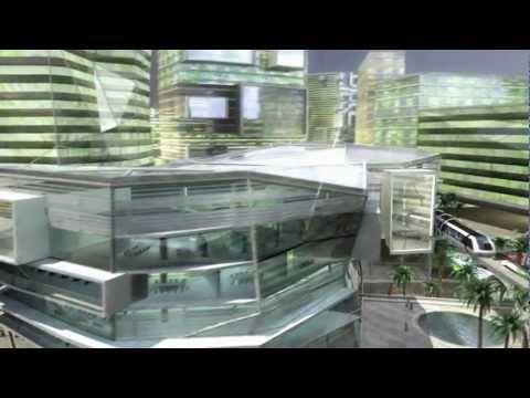 king abdullah financial district in riyadh saudia arbia
