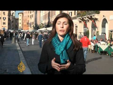Italian economic crisis hits the lost generation