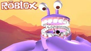 evil alien attack in roblox