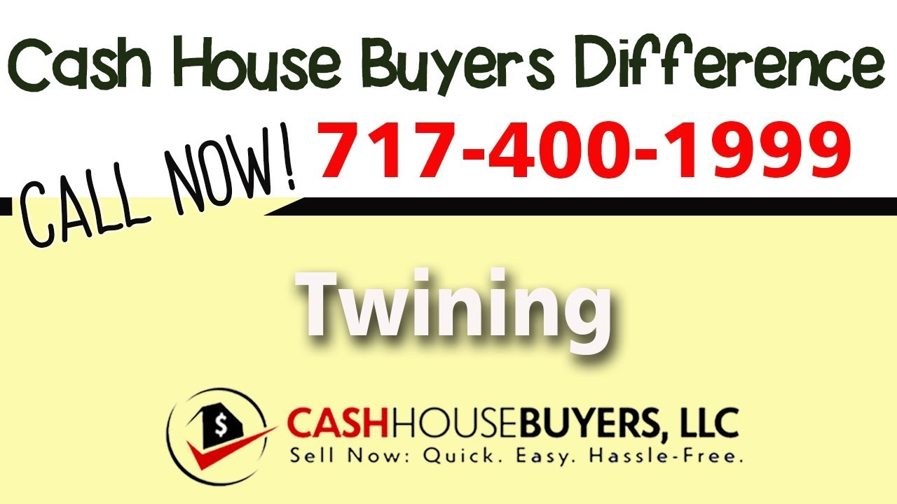 Cash House Buyers Difference in Twining Washington DC | Call 7174001999 | We Buy Houses