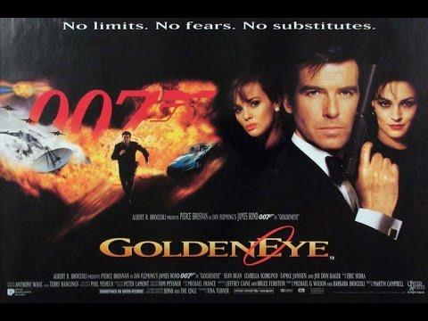 1995 - James Bond - Goldeneye: title sequence