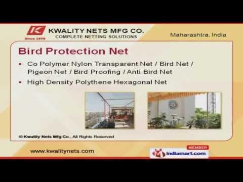Netting Solutions By Kwality Nets Mfg Co., Mumbai