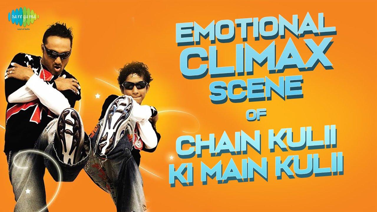 Chain Kulii Ki Main Kulii (2007)   Emotional Climax    Rahul Bose, Zain Khan