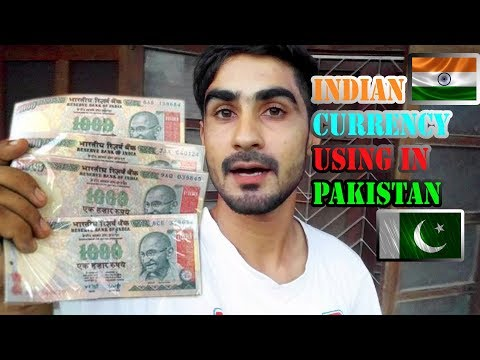 Indian Currency Using in Pakistan social experiment || sam art || pak media on india