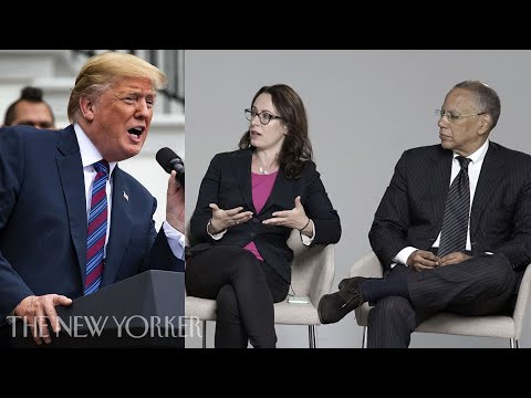 The New York Times Journalists Maggie Haberman and Dean Baquet on Covering Trump | The New Yorker