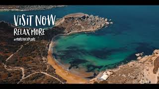 Malta Visit Now! MTA Travel Video 15S Natural Landmarks  1