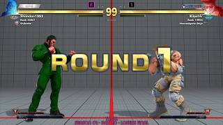 [SFVAE] TROLL - S01D20 - Losers Final - Shiindoo vs N3pst4r - Game 04
