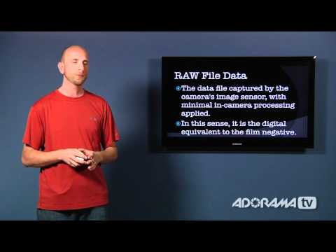 Digital Photography 1 on 1: Episode 39: Understanding RAW Files