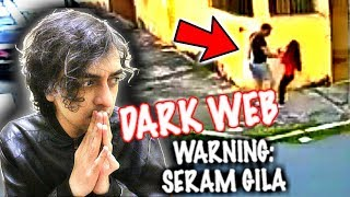 DARK WEB *VIDEO REAL* BUDAK DICULIK! **REAL REACTION!** (WARNING!)