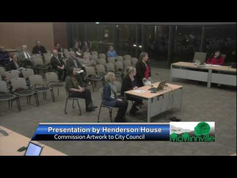 McMinnville City Council 2-28-17