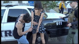 Stalker Beauty Gets Arrested