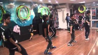 whistle baja heropanti dance choreography lotus dance academy