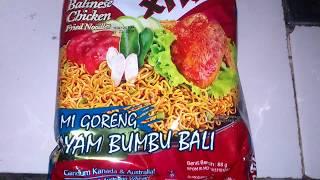 #Mie Ayam Bumbu Bali