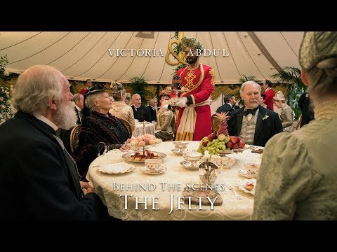Victoria & Abdul: The Jelly - Behind The Scenes
