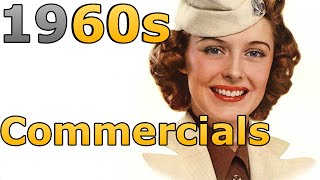 1960s Commercials and Vintage Commercials