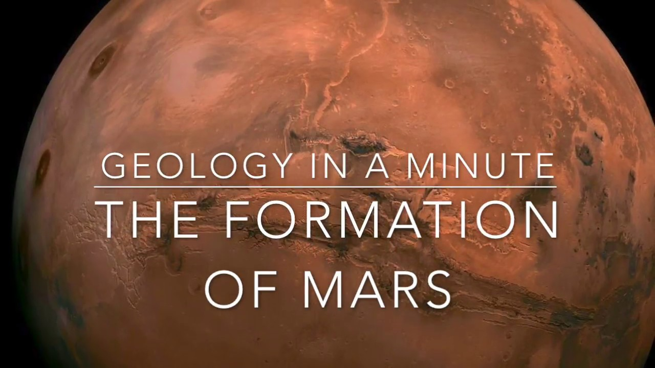 How Did Mars Form? - YouTube