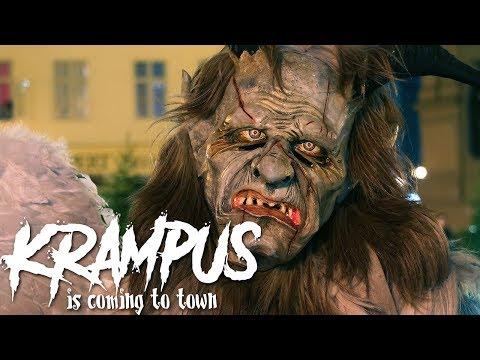 Vlogmas: Who Is Krampus?