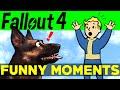 YouTube Turbo Fallout 4 Funny Moments - EP.5 (FO4 Funny Moments, Mods, Fails, Kills, Fallout 4 Funtage)