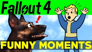 Fallout 4 Funny Moments - EP.5 (FO4 Funny Moments, Mods, Fails, Kills, Fallout 4 Funtage)