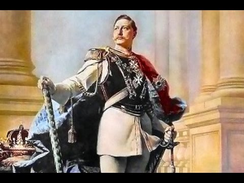 Kaiser Wilhelm II.'s speech about WWI. - Address to the German people [TRANSLATED]