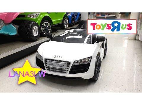 Best Popular Avigo Audi R8 GT Spyder 6 Volt Quad Kids Ride On Electric Car - Lana3LW
