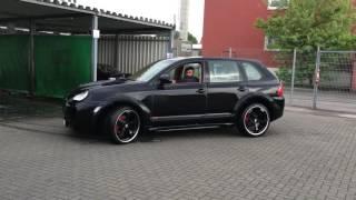 Porsche Cayenne Turbo 4.5 Magnum