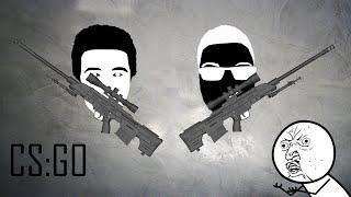 Counter Strike Global Offensive - Ein Schuss, zwei Treffer