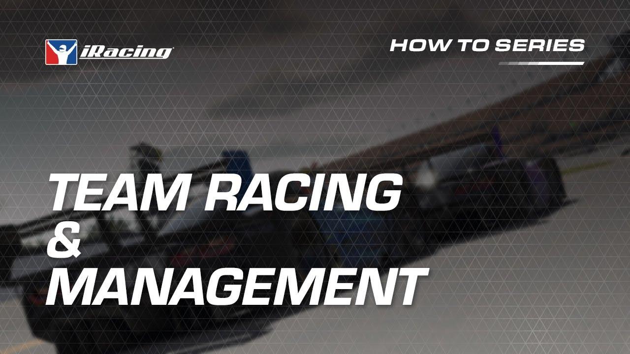 iRacing: Team Racing in BETA UI explained
