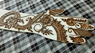 Khaleeji Henna Design 14 Tomclip
