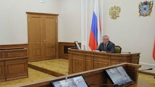 Заседание антинаркотической комиссии Ростовской области