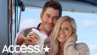 Meet Alessi Ren! 'Bachelor' Couple Arie Luyendyk Jr. & Lauren Burnham Introduce Their Baby Girl