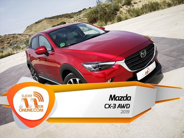 Mazda CX3 2019 / Al volante / Supermotoronline.com