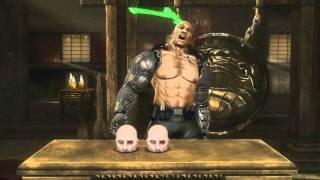 Обзор Mortal Kombat (RUS) 18+