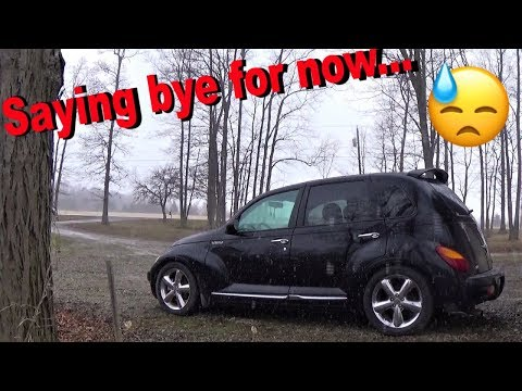 The PT GT Is Out Of Commission... For Now  (vlog)