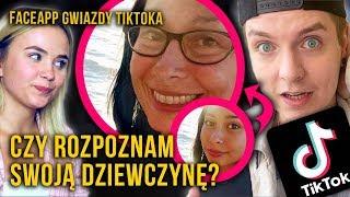 Kosper i Pysia – ZGADUJĘ JAKI TO TIKTOKER! FaceApp Challenge – zmieniamy TikTokerów! [KOSPER]