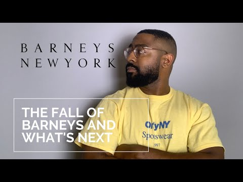 THE DOWNFALL OF BARNEYS NEW YORK: WHAT HAPPENED & MY THOUGHTS | NICKSAYSGO