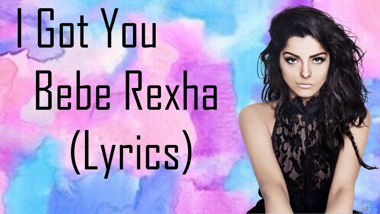 Lyrics I Got You