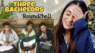 Download song THREE BACHELORS   Round2hell   R2H   Reaction By Illumi Girl