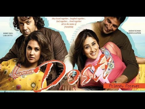 Dosti: Friends Forever Is A 2005 Romantic Film |Akshay Kumar |Bobby Deol |Kareena Kapoor |