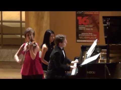Brahms – Sonata n.3 in re minore op.108 (Allegro)